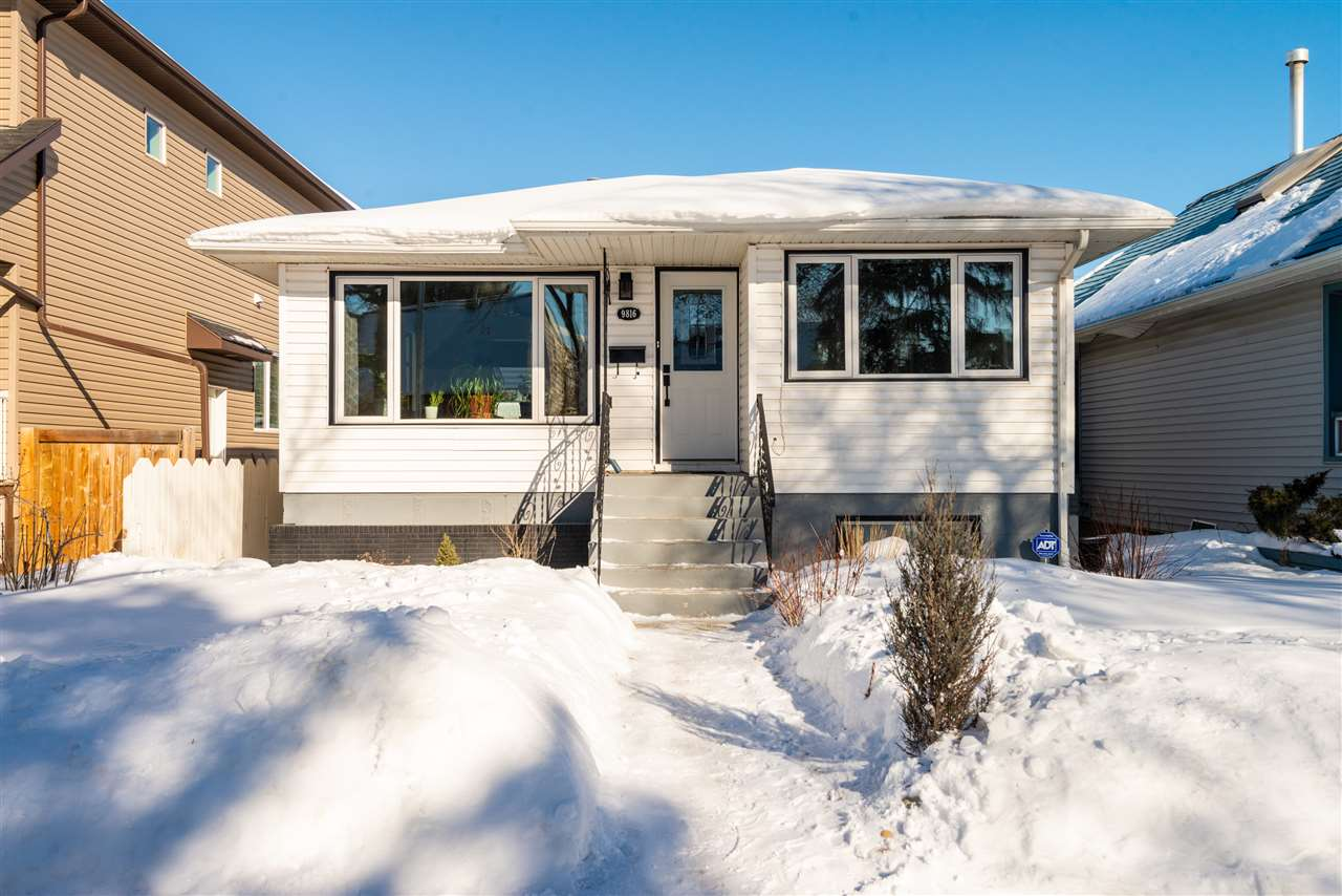 MLS® listing #E4146401 for sale located at 9816 73 Avenue