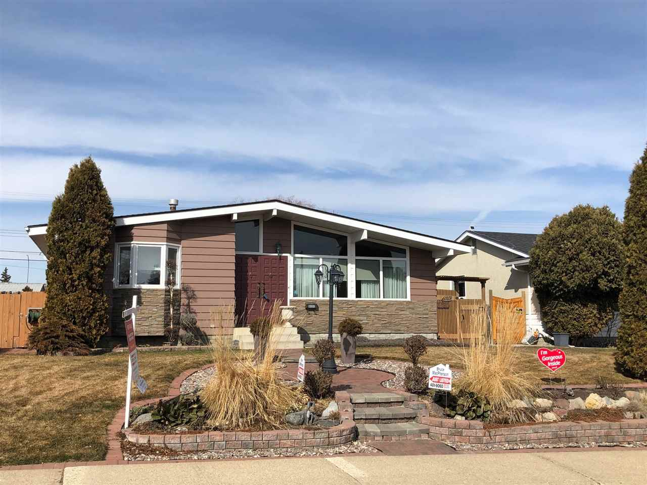 MLS® listing #E4146452 for sale located at 8520 136 Avenue