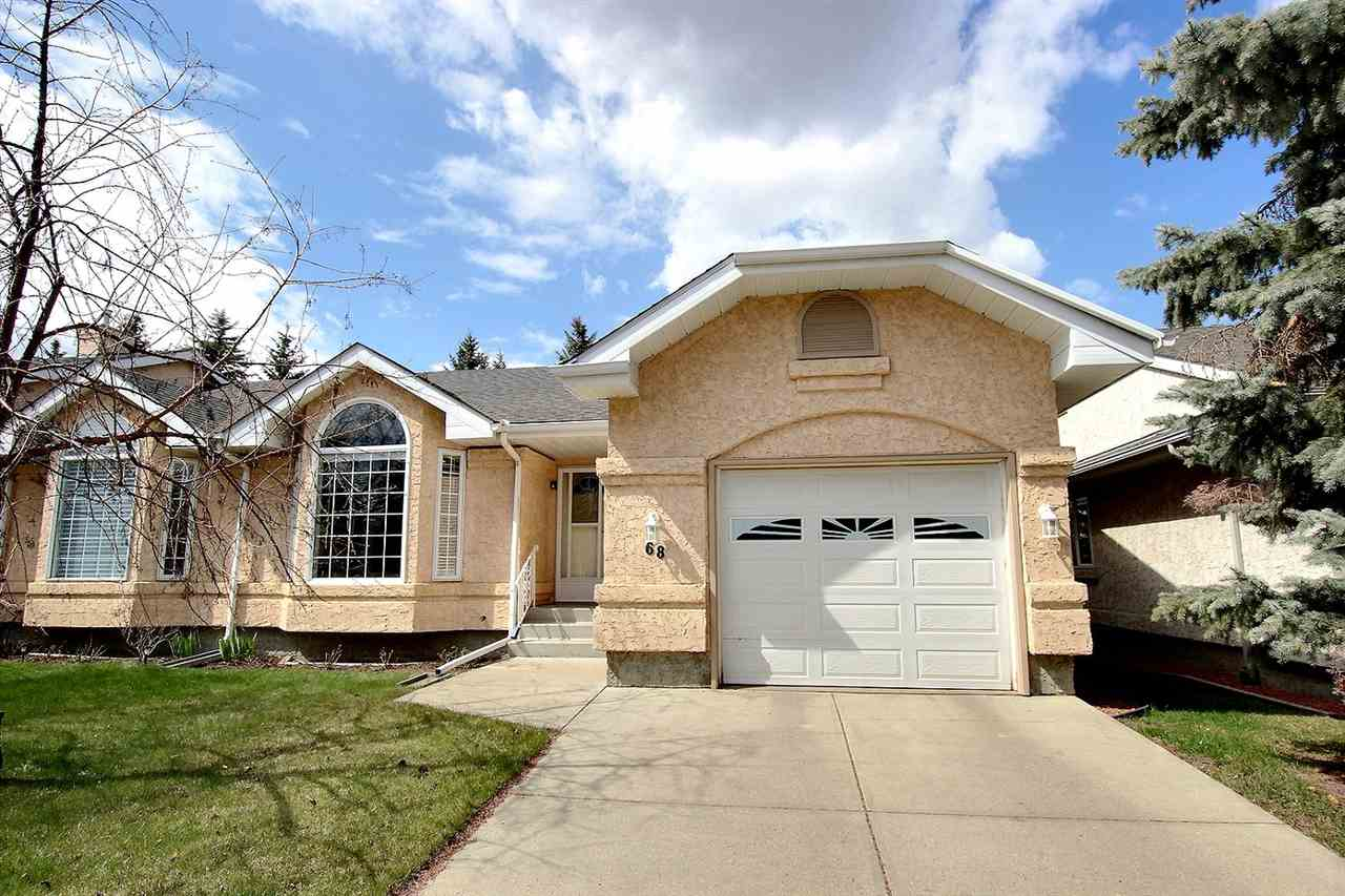 MLS® listing #E4146453 for sale located at 68 303 TWIN BROOKS Drive