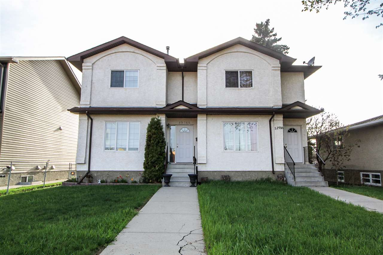MLS® listing #E4146459 for sale located at 12914 128 Street