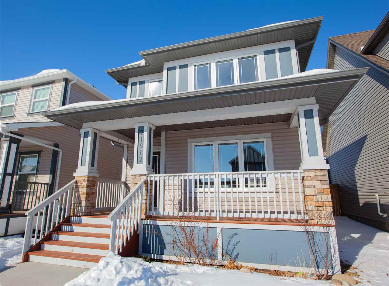 MLS® listing #E4146462 for sale located at 21812 99 Avenue NW