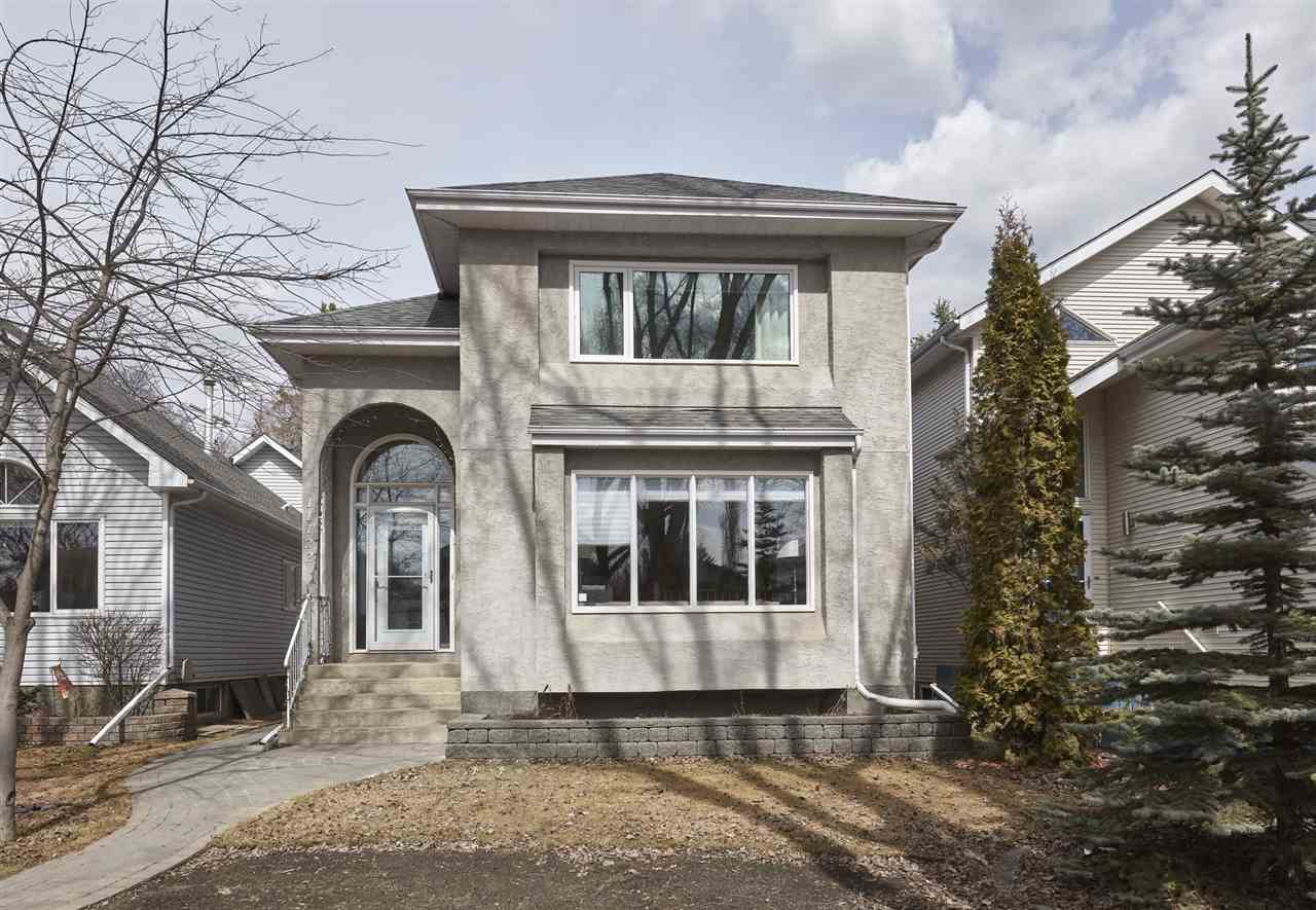 MLS® listing #E4146507 for sale located at 11122 UNIVERSITY Avenue