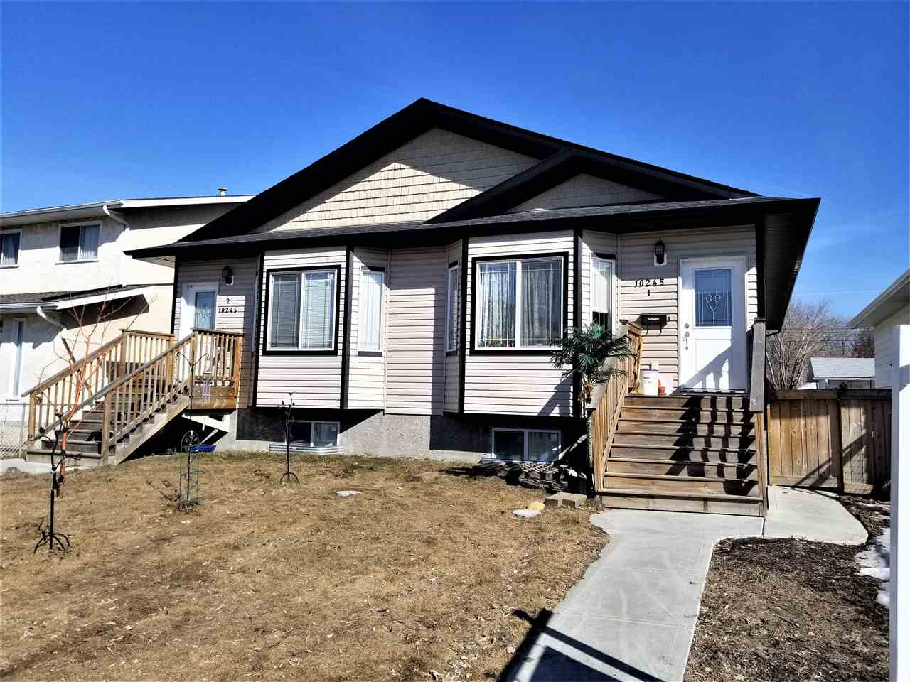 MLS® listing #E4146508 for sale located at 1 10245 158 Street