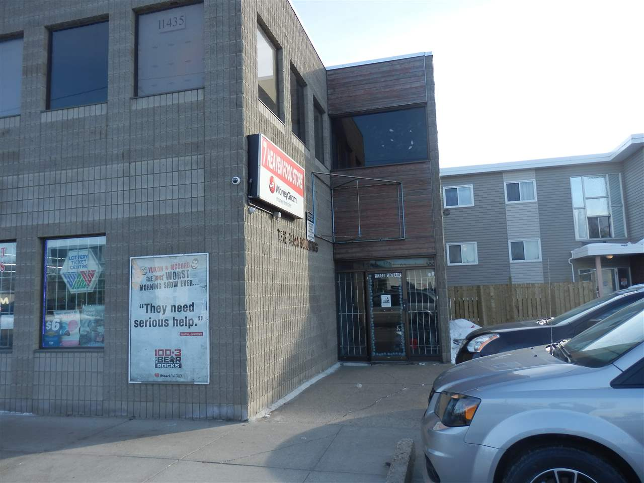 MLS® listing #E4146522 for sale located at 11429 107 Avenue NW