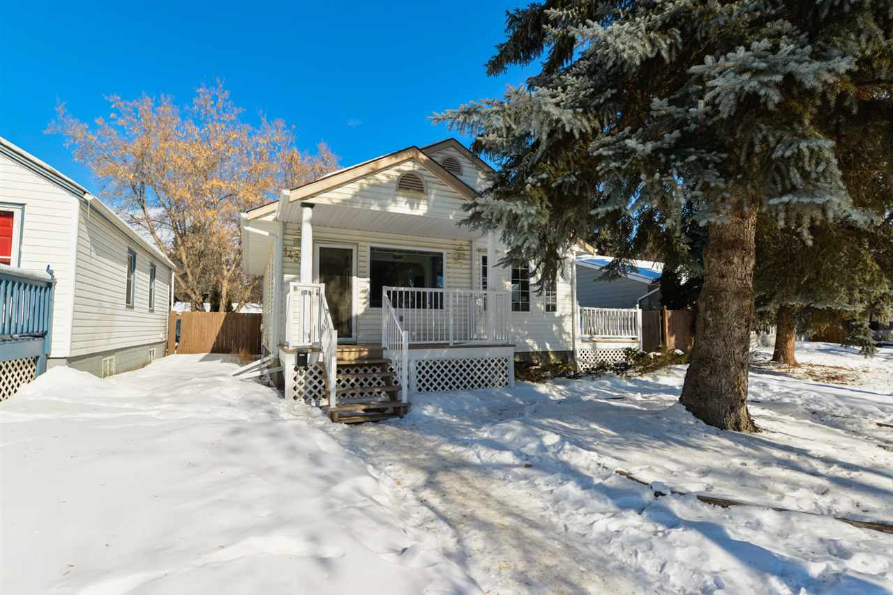 MLS® listing #E4146528 for sale located at 14328 106 Avenue