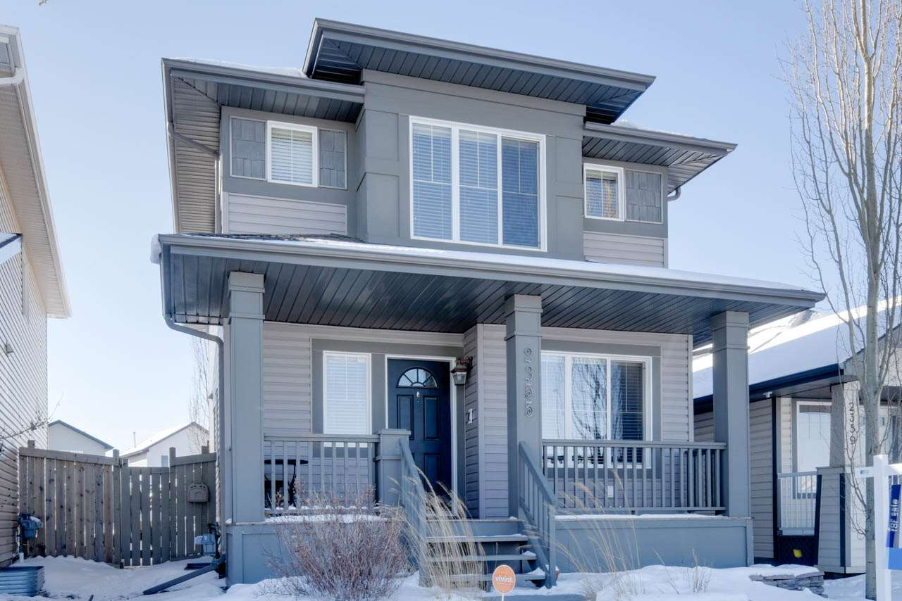MLS® listing #E4146536 for sale located at 2355 28 Avenue