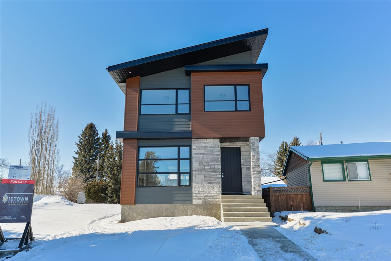 MLS® listing #E4146551 for sale located at 7110 79 Street