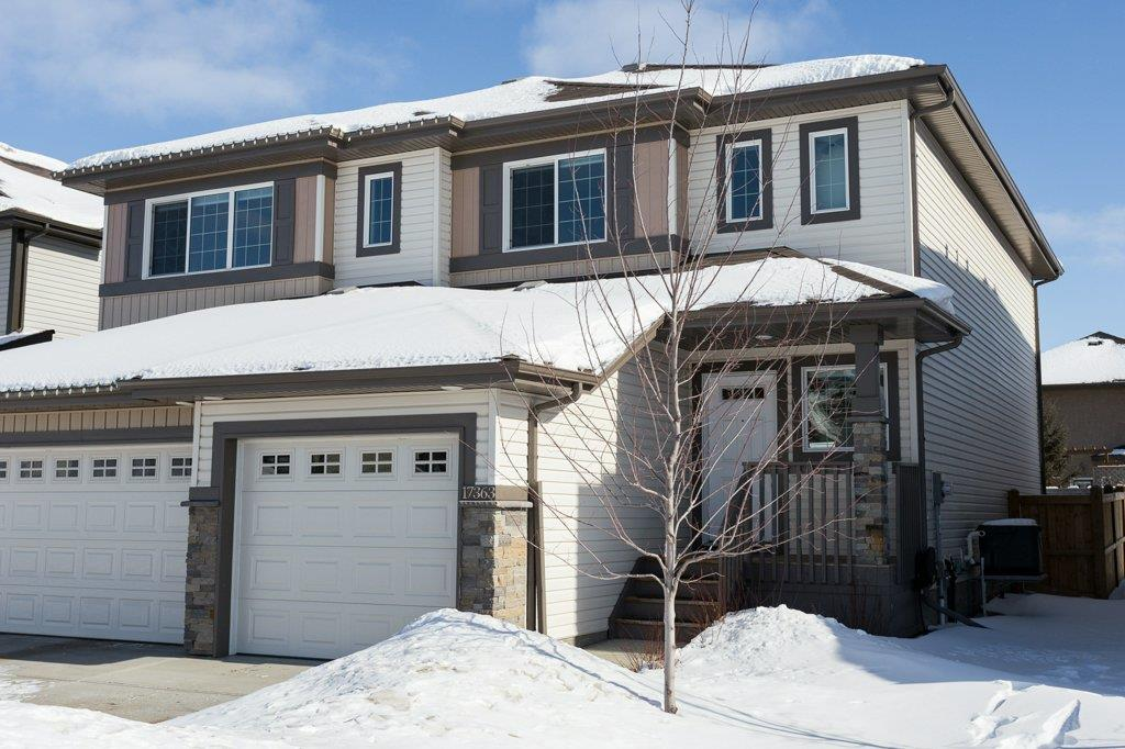 MLS® listing #E4146555 for sale located at 17363 120 Street