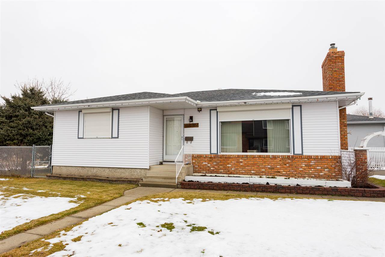 MLS® listing #E4146566 for sale located at 15445 102 Street