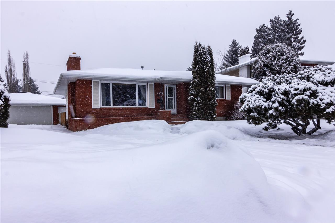 MLS® listing #E4146595 for sale located at 4108 123 Street