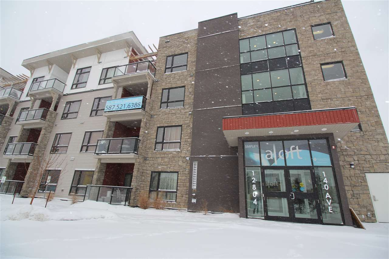 MLS® listing #E4146599 for sale located at 314 12804 140 Avenue