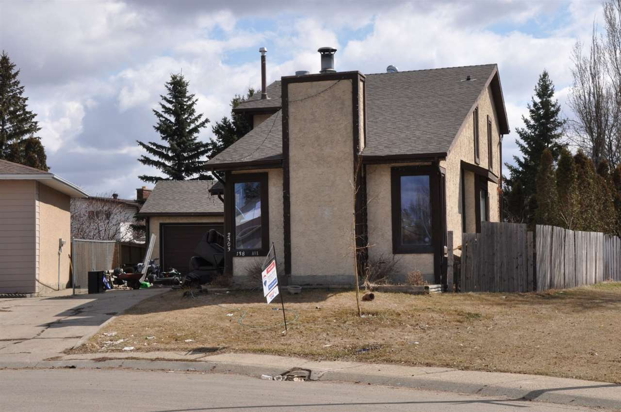MLS® listing #E4146604 for sale located at 2303 138 Avenue