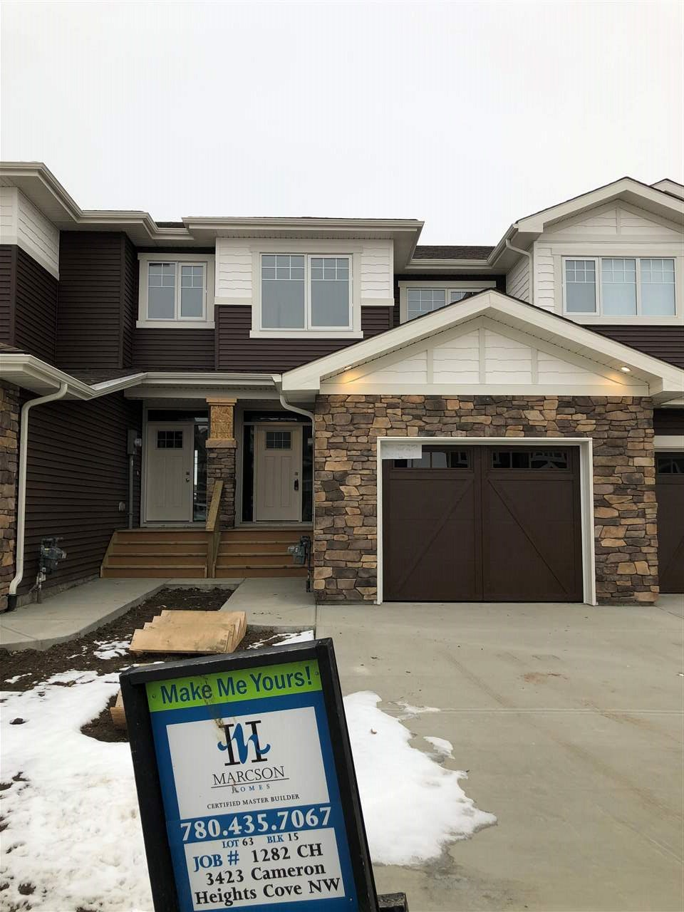 MLS® listing #E4146617 for sale located at 3423 CAMERON HEIGHTS Cove