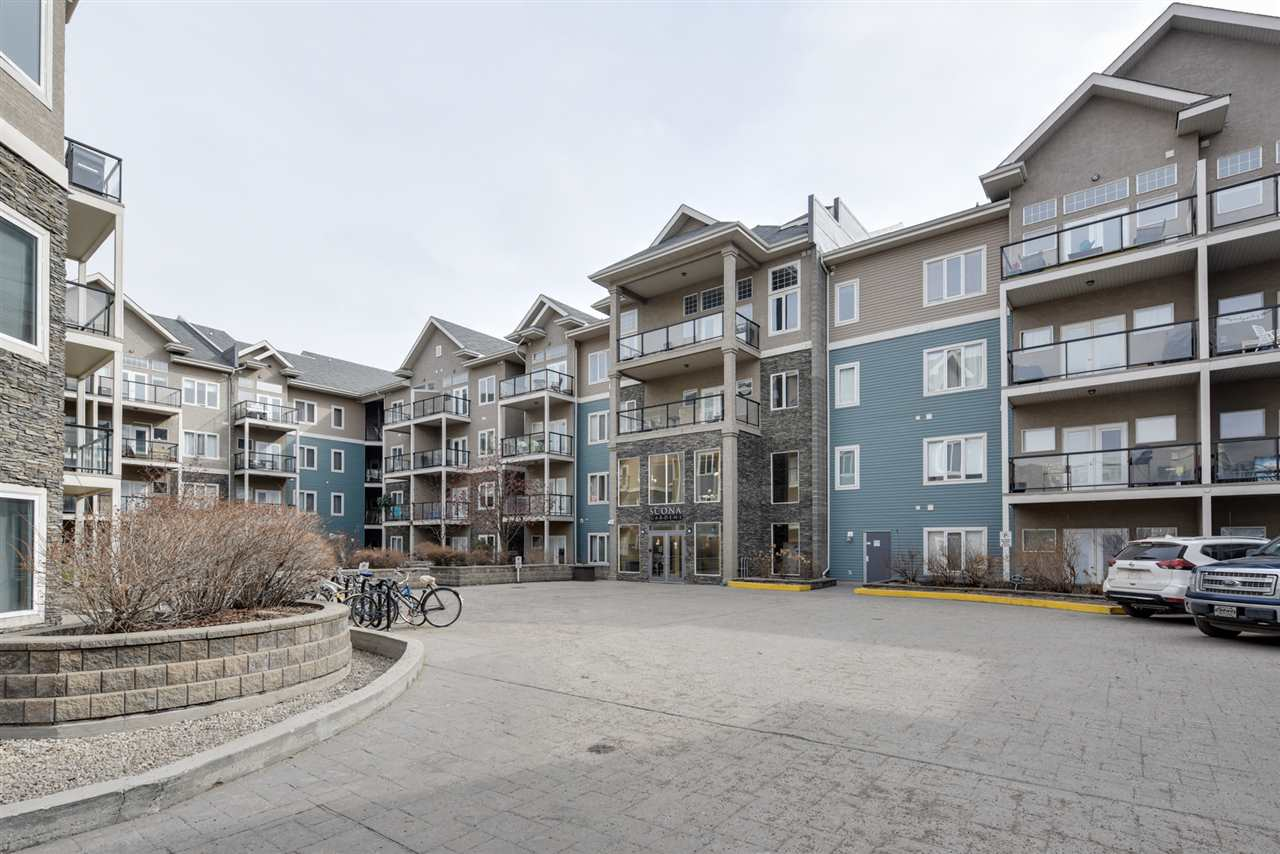 MLS® listing #E4146655 for sale located at 314 10121 80 Avenue