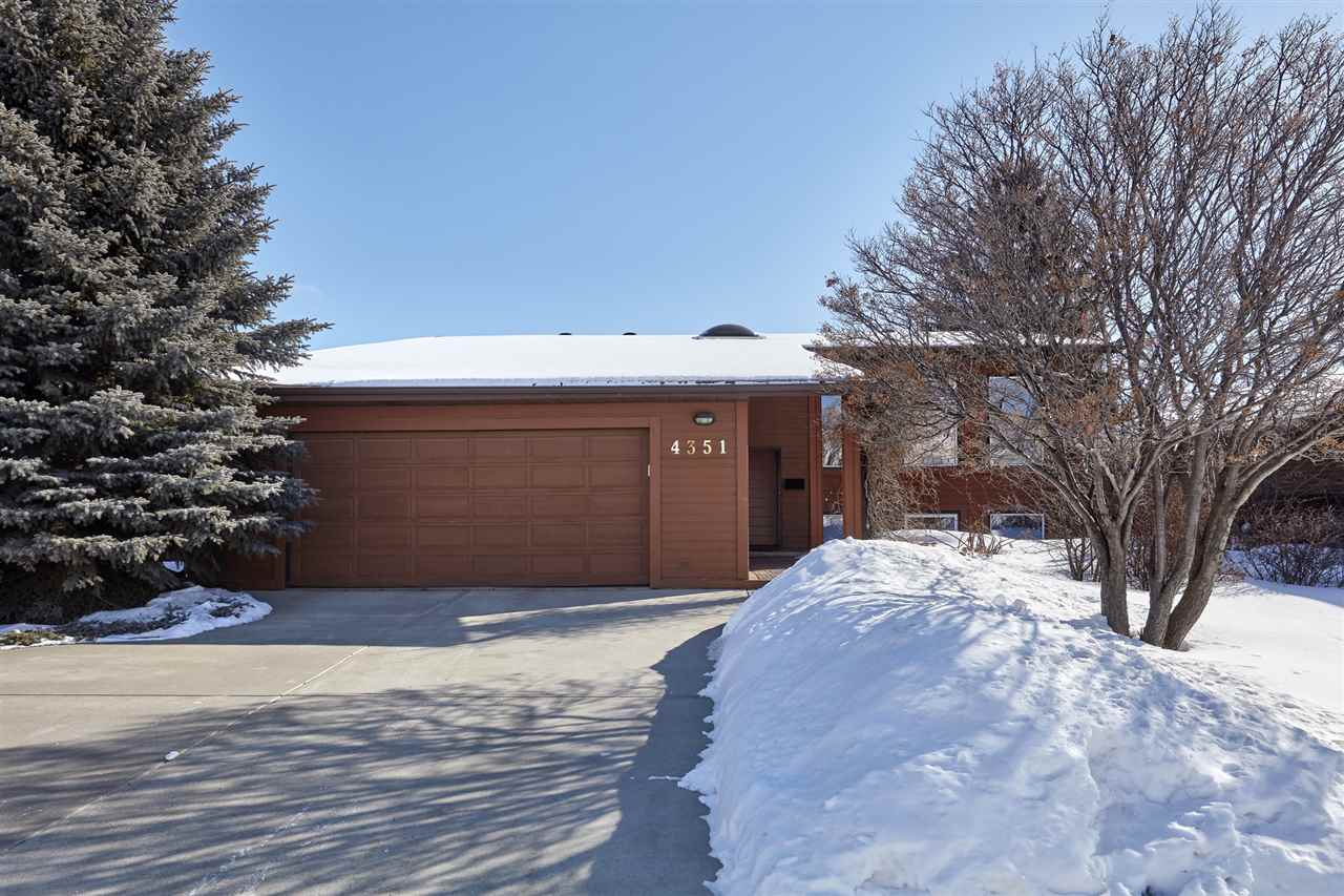 MLS® listing #E4146657 for sale located at 4351 147 Street