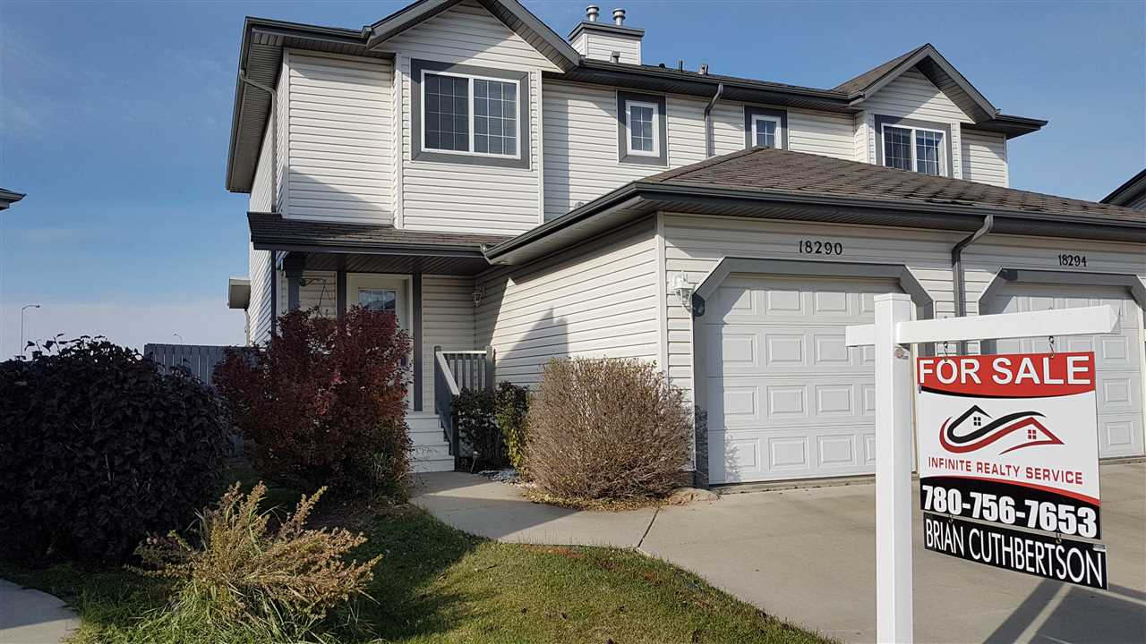 MLS® listing #E4146658 for sale located at 18290 104A Street