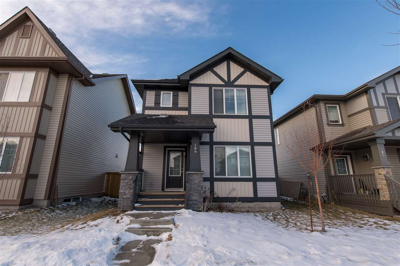 MLS® listing #E4146667 for sale located at 186 Allard Link