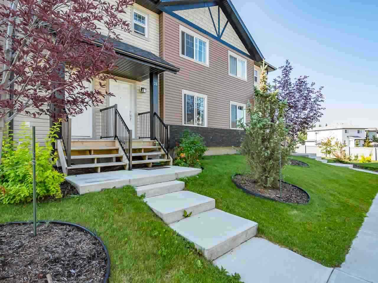 MLS® listing #E4146669 for sale located at 26 8716 179 Avenue