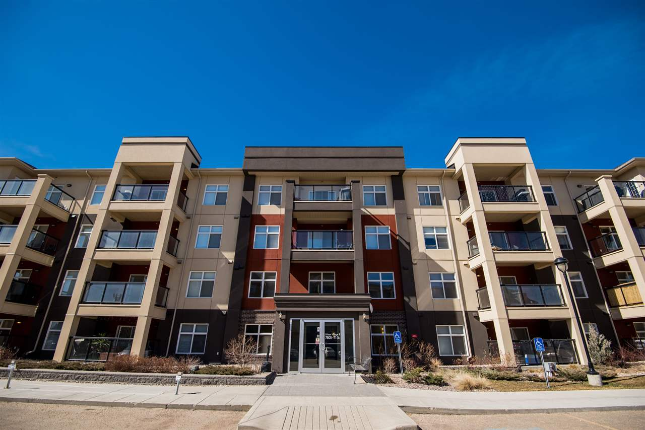 MLS® listing #E4146694 for sale located at 459 7805 71 Street