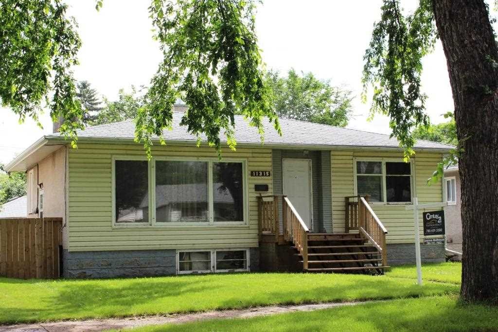 MLS® listing #E4146713 for sale located at 11315 51 Street