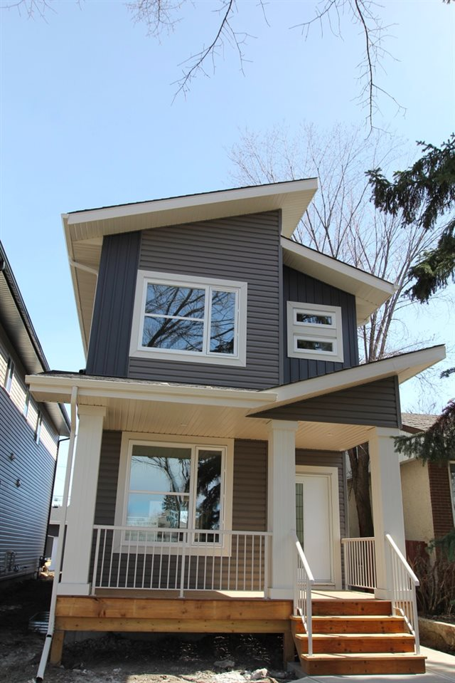 MLS® listing #E4146719 for sale located at 9429A 79 Street