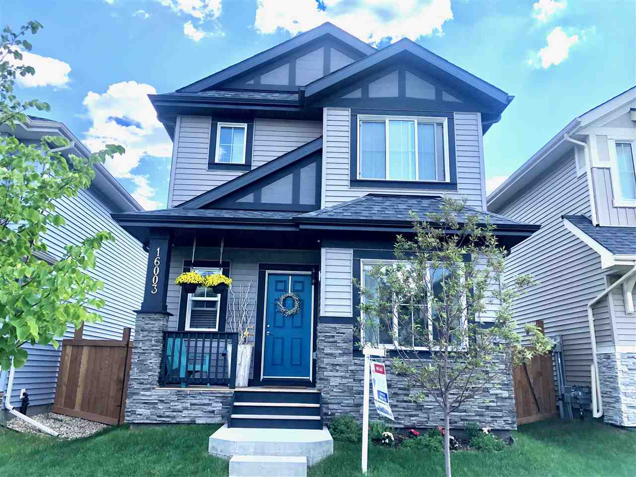 MLS® listing #E4146734 for sale located at 16003 13 Avenue