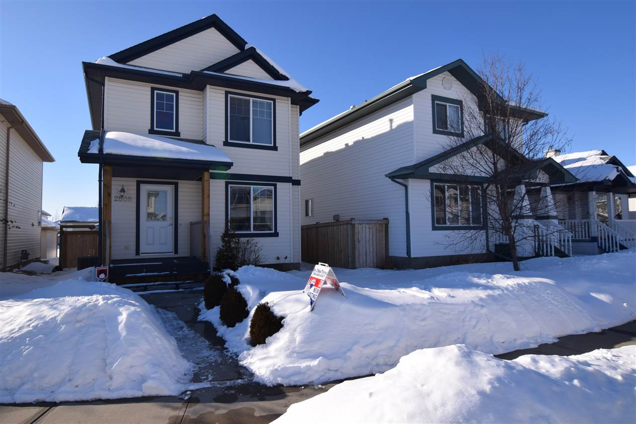 MLS® listing #E4146736 for sale located at 2808 31 Street