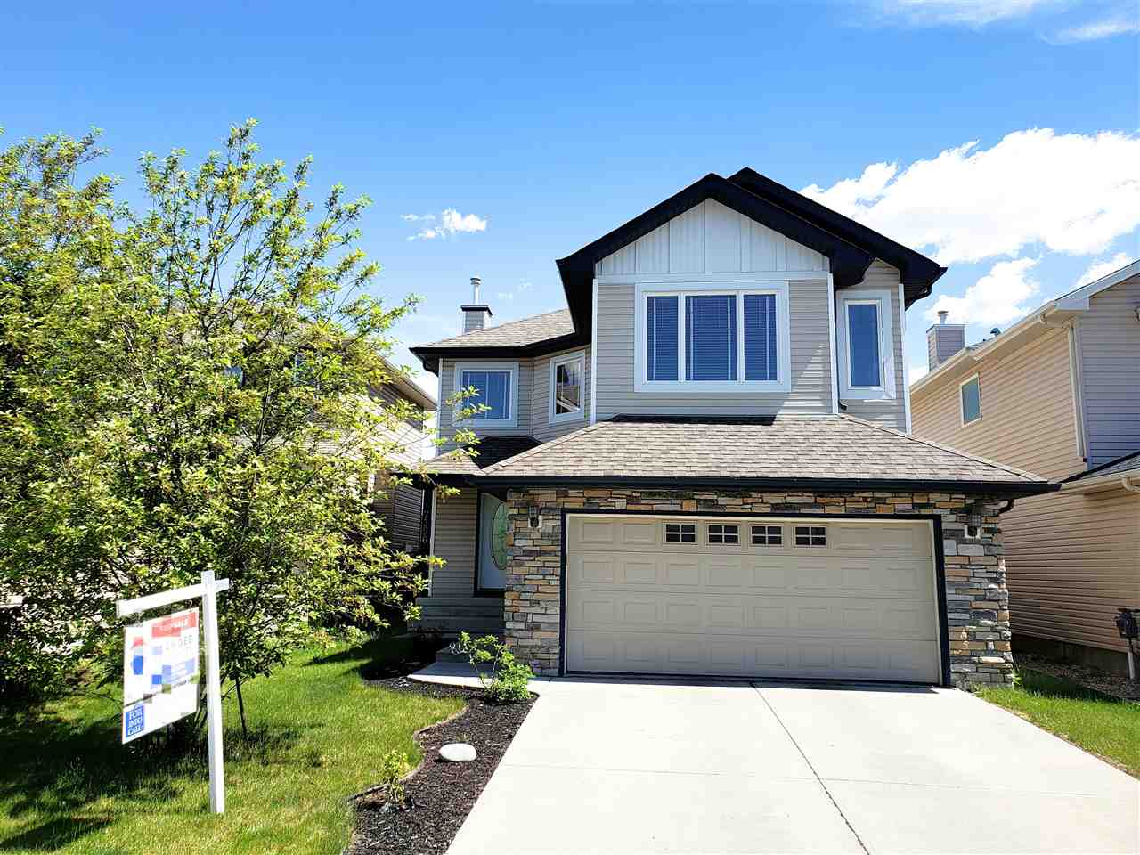 MLS® listing #E4146744 for sale located at 7356 SINGER Way