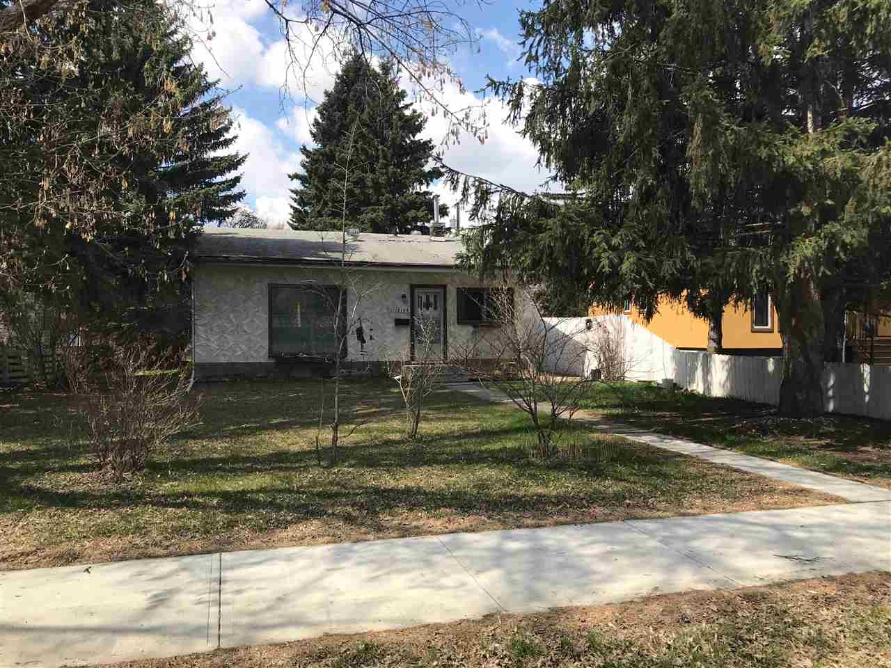 MLS® listing #E4146747 for sale located at 12106 125 Street