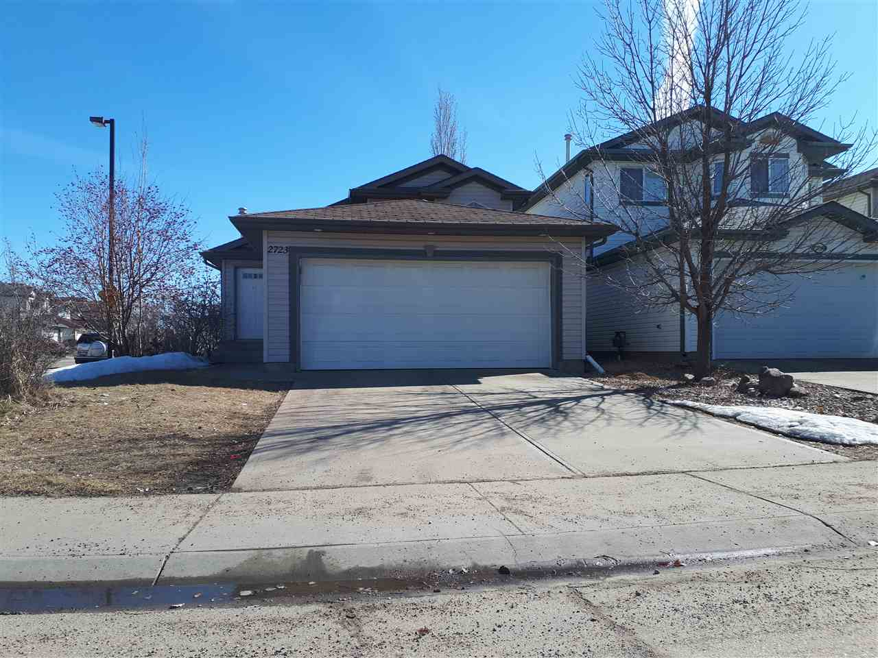MLS® listing #E4146751 for sale located at 2723 33 Street