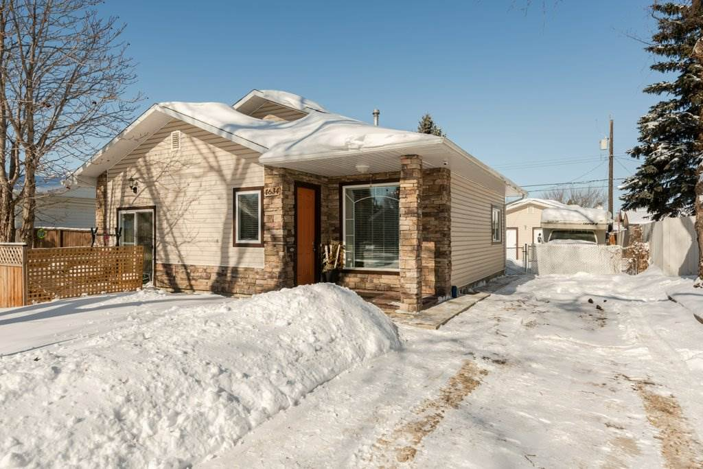 MLS® listing #E4146762 for sale located at 4634 114 Avenue