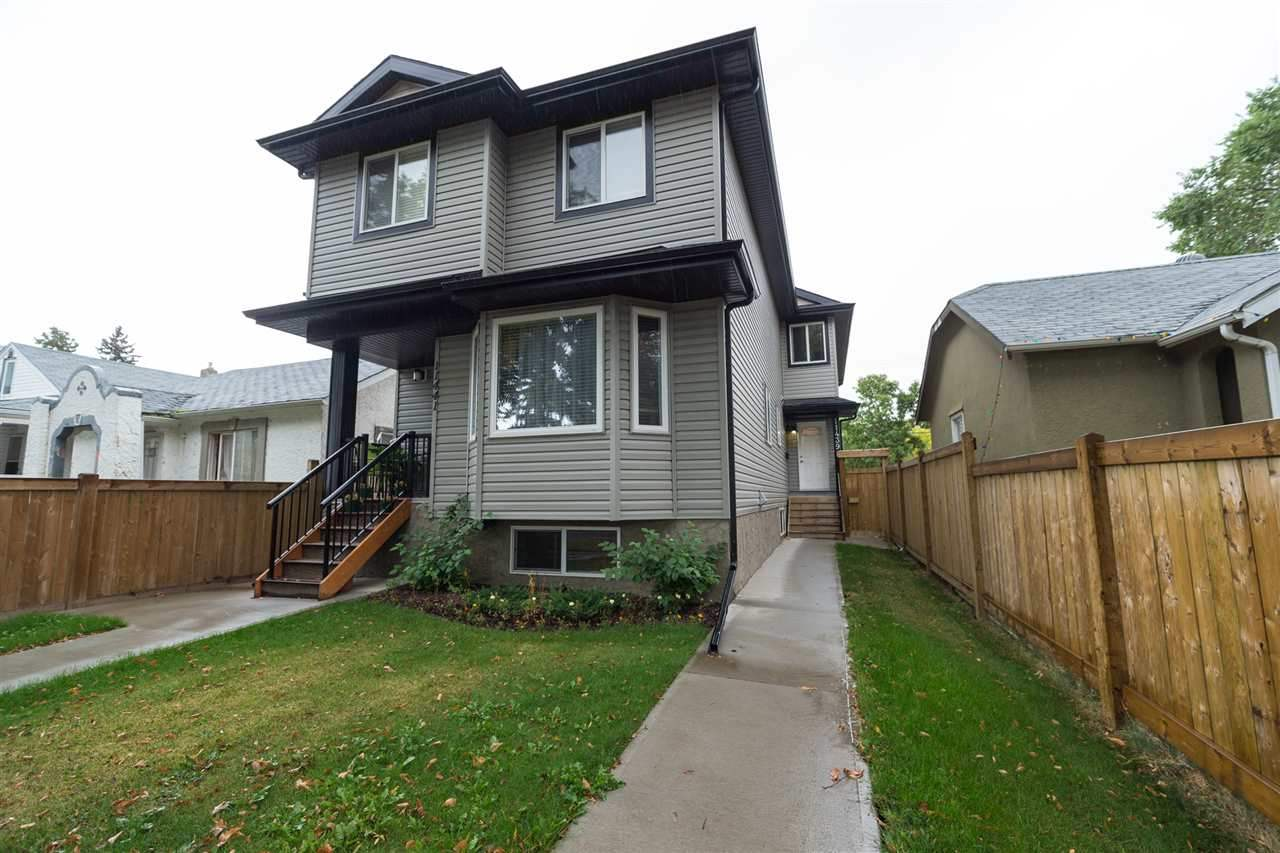 MLS® listing #E4146789 for sale located at 11439 101 Street