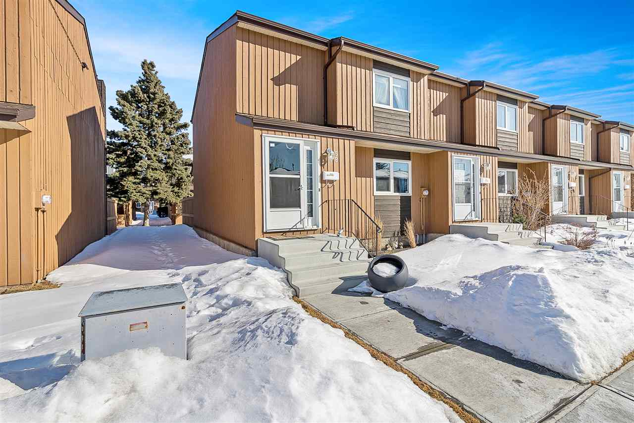 MLS® listing #E4146826 for sale located at 58 3115 119 Street
