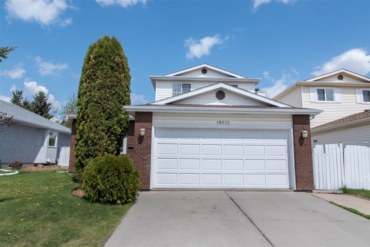MLS® listing #E4146828 for sale located at 18932 91 Avenue