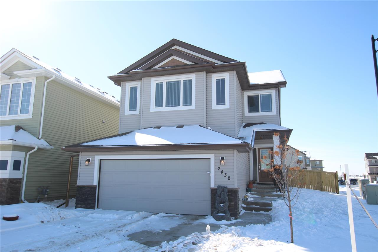 MLS® listing #E4146840 for sale located at 2432 13 Street