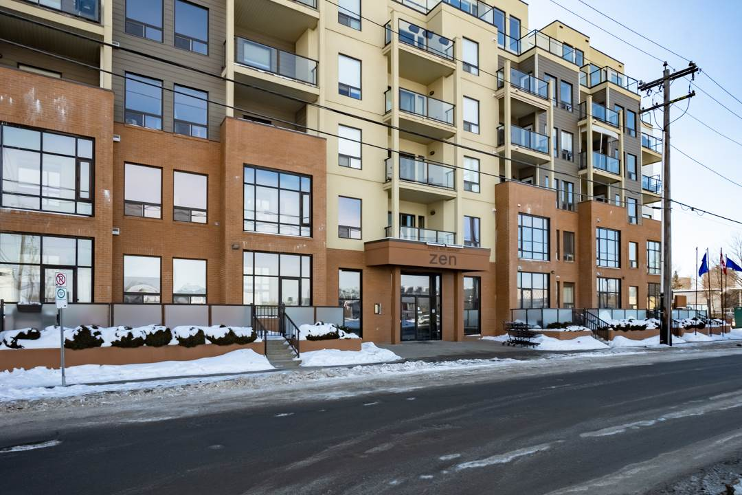 MLS® listing #E4146848 for sale located at 307 11425 105 Avenue