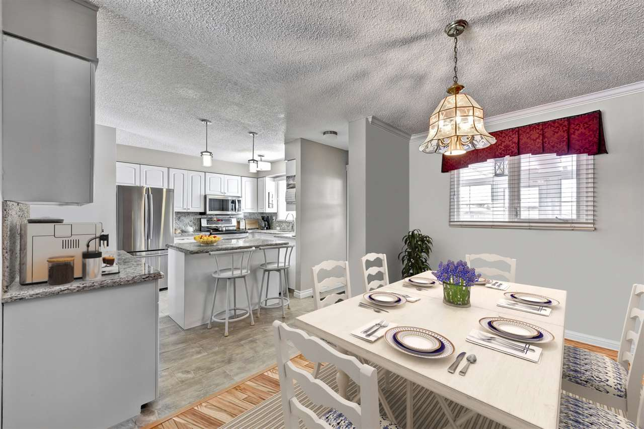 MLS® listing #E4146863 for sale located at 14612 115 Street