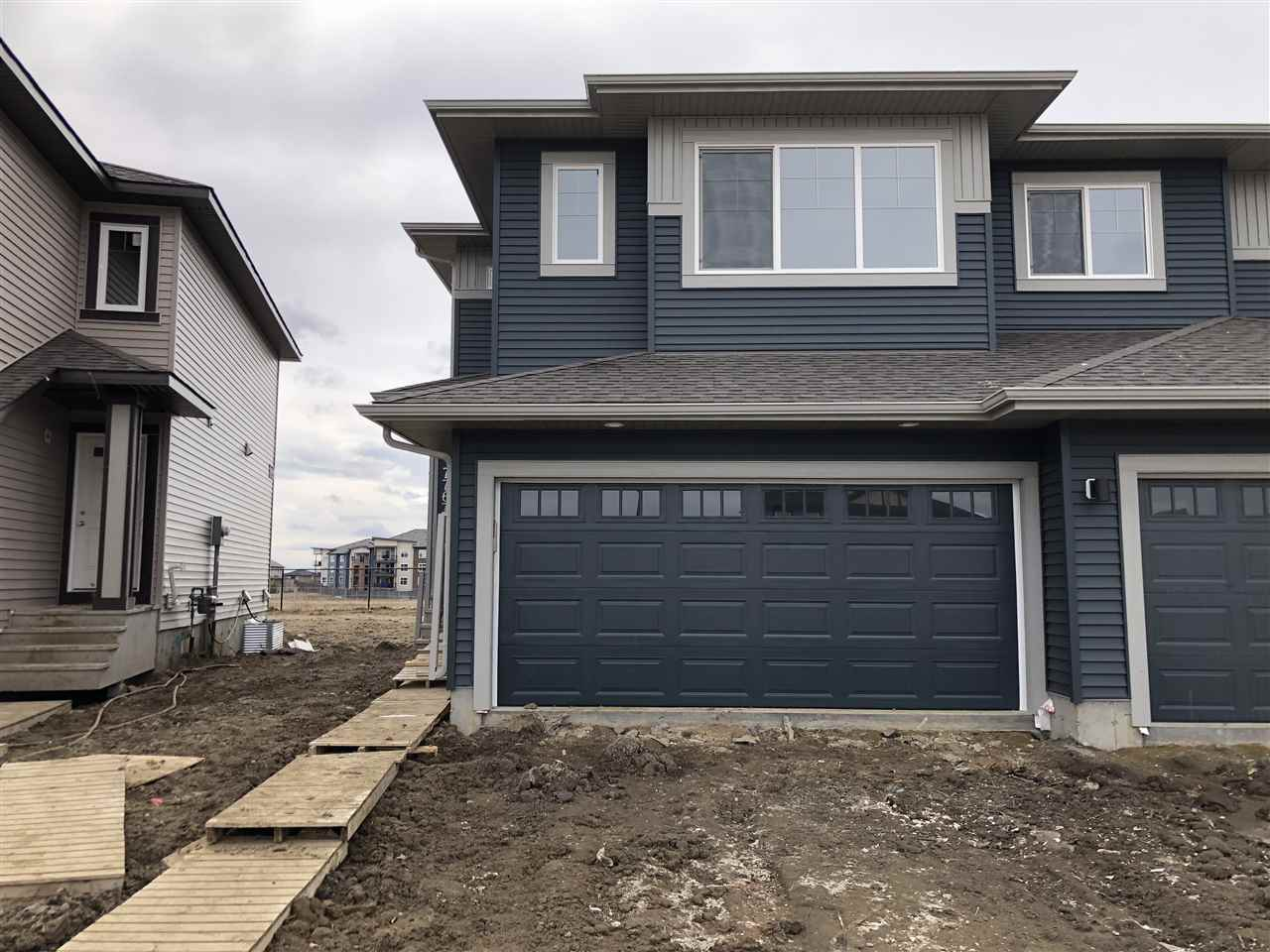 MLS® listing #E4146866 for sale located at 7767 174B Avenue