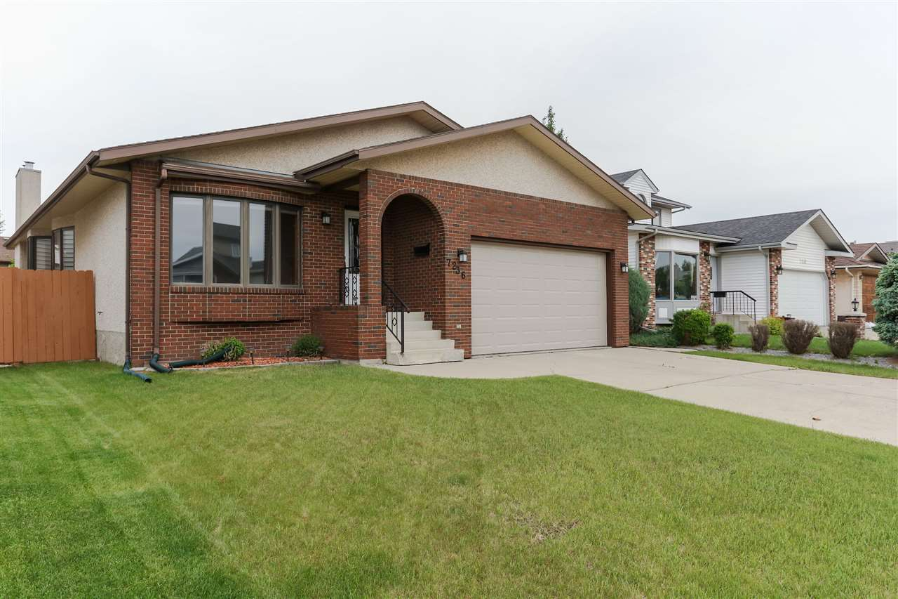 MLS® listing #E4146867 for sale located at 7236 152B Avenue