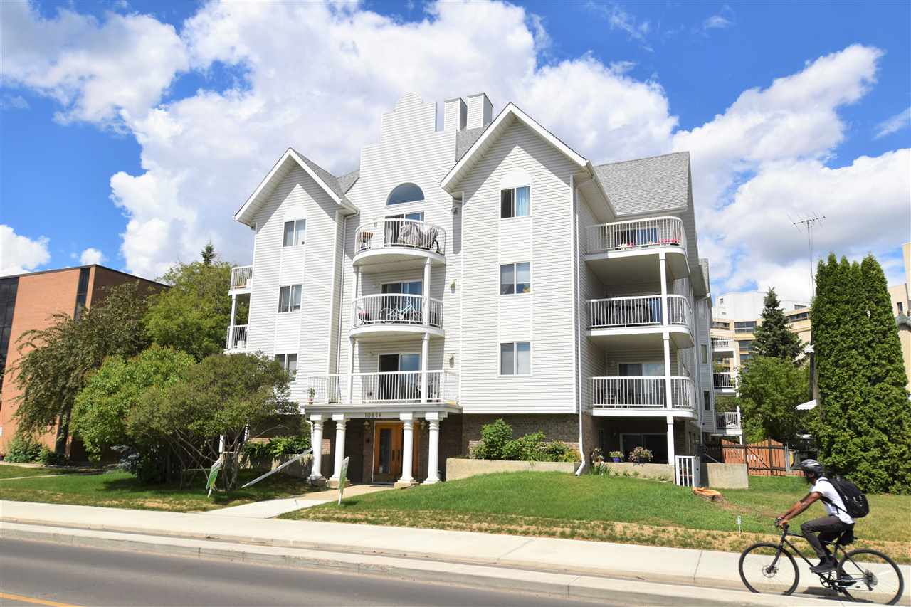 MLS® listing #E4146871 for sale located at 305 10816 76 Avenue