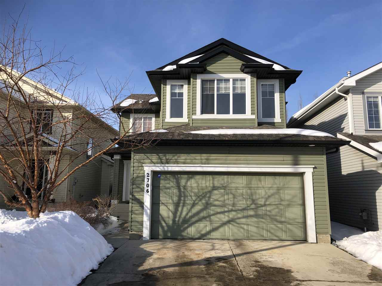 MLS® listing #E4146890 for sale located at 2706 Miles Place SW