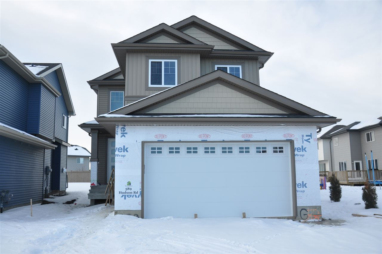 MLS® listing #E4146894 for sale located at 589 HUDSON Road