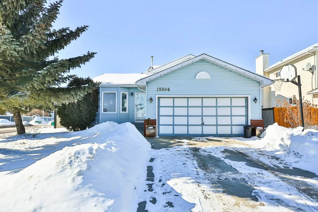 MLS® listing #E4146924 for sale located at 15504 132 Street