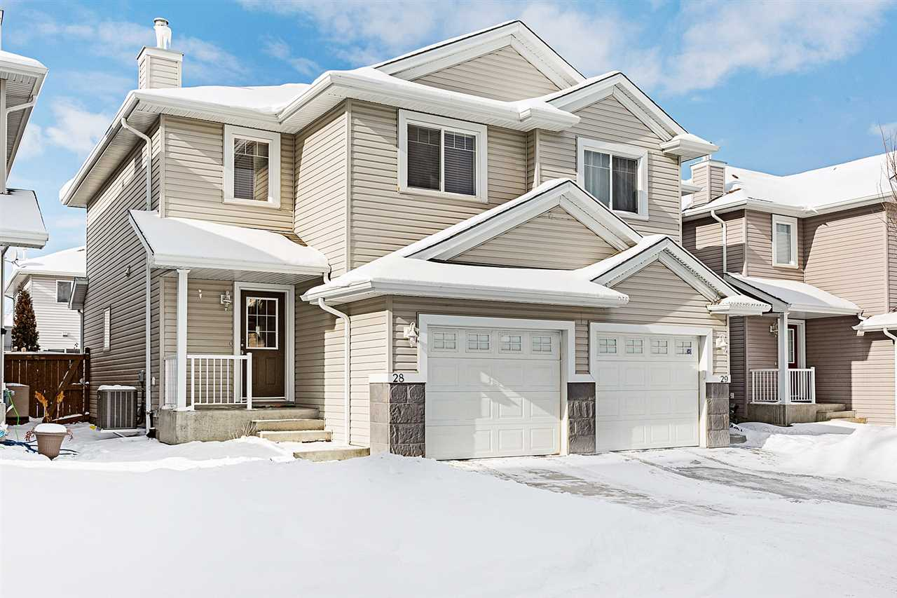 MLS® listing #E4146925 for sale located at 28 1428 HODGSON Way NW