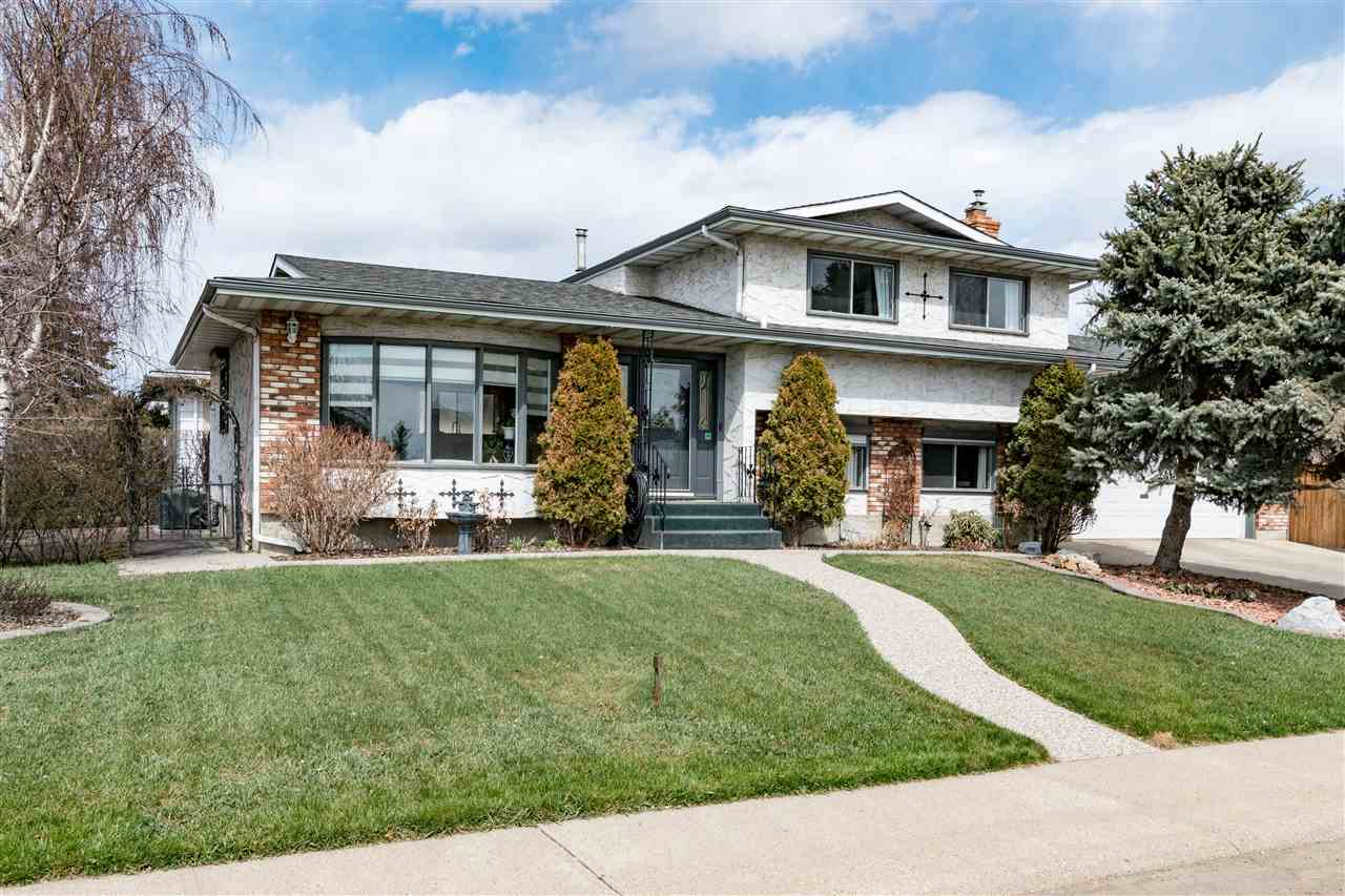 MLS® listing #E4146934 for sale located at 9528 139 Avenue