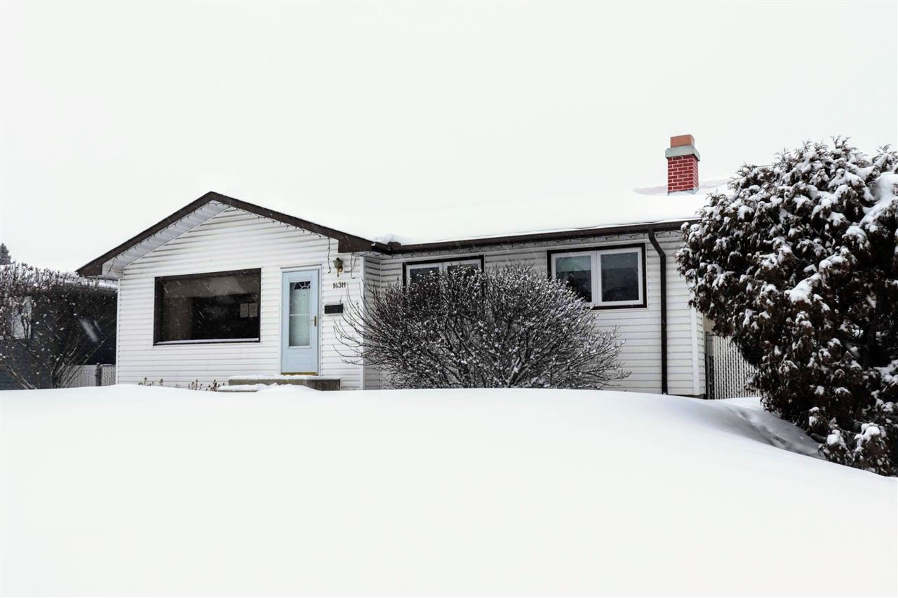 MLS® listing #E4146938 for sale located at 14311 87 Street NW