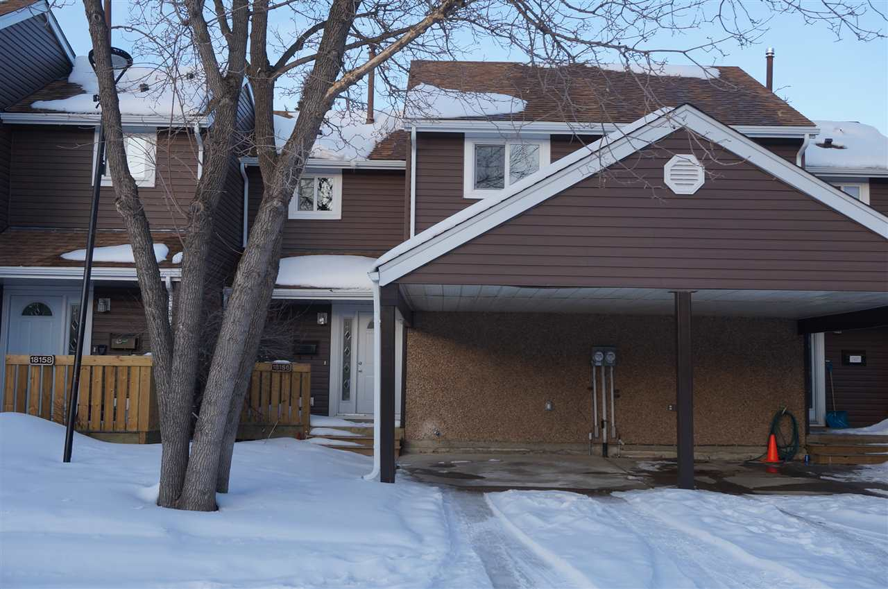 MLS® listing #E4146948 for sale located at 18156 96 Avenue