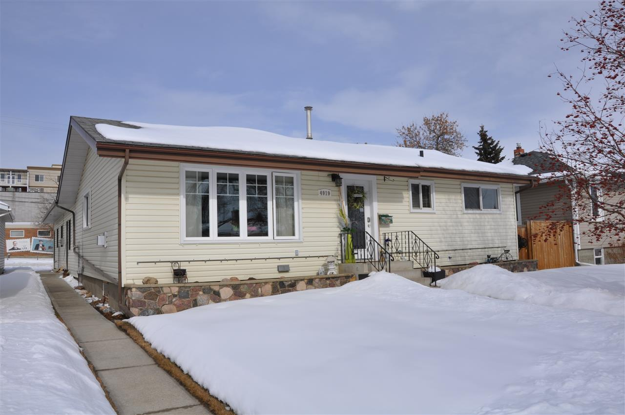 MLS® listing #E4146951 for sale located at 4919 54 Avenue