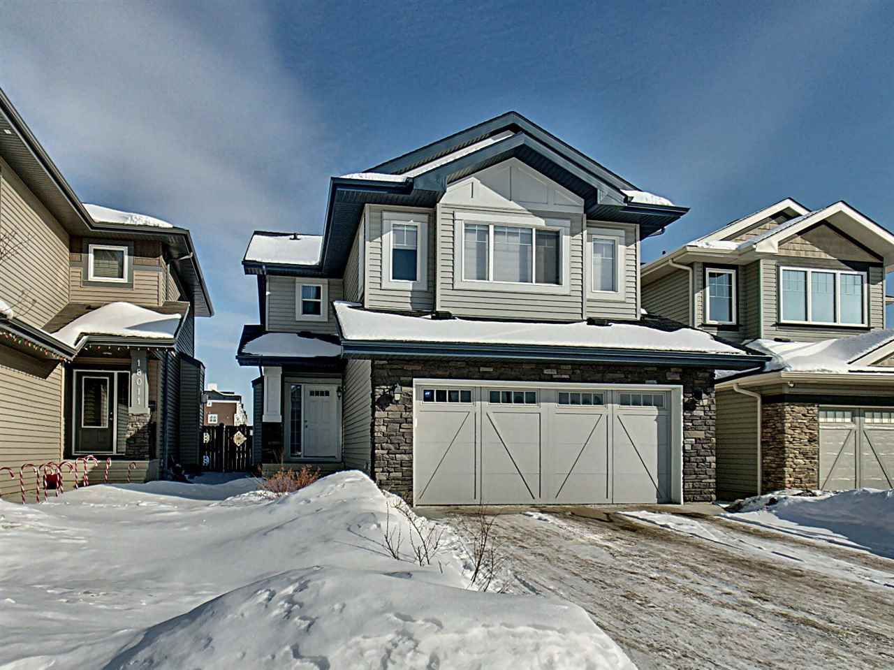 MLS® listing #E4146984 for sale located at 18007 77 Street