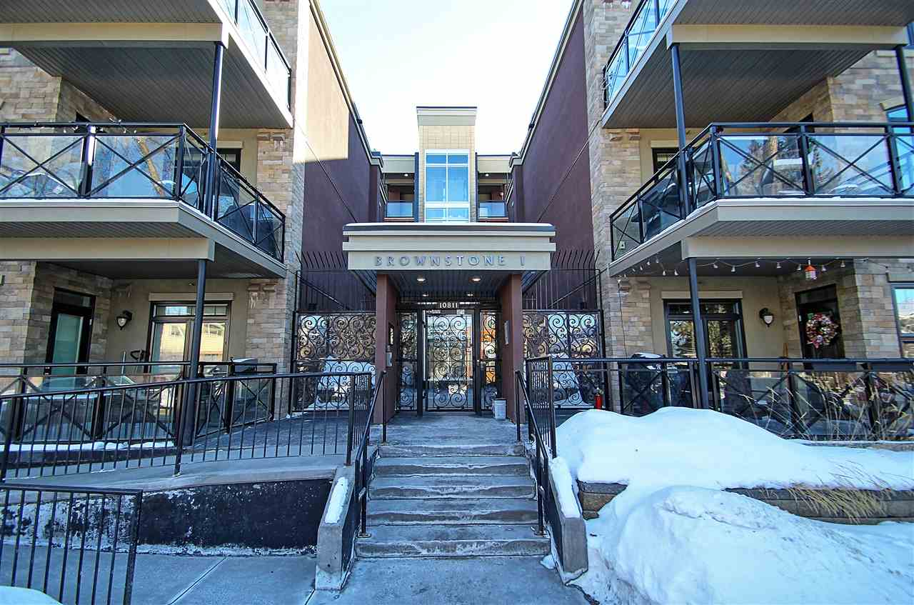 MLS® listing #E4147002 for sale located at 213 10811 72 Avenue